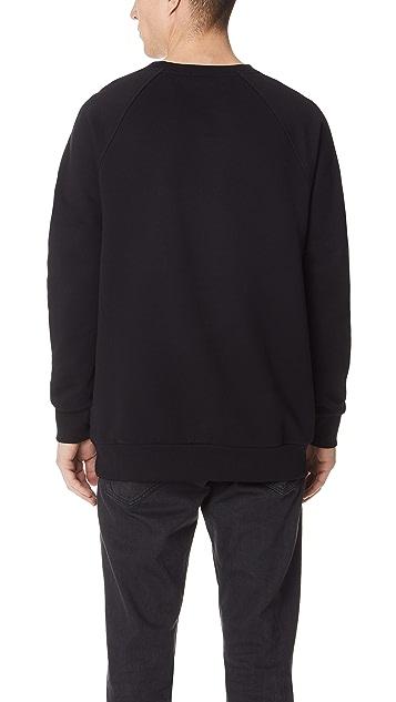 Public School Barrington Crew Sweatshirt