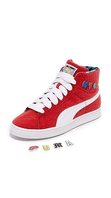 PUMA PUMA x Dee & Ricky Basket CR Sneakers
