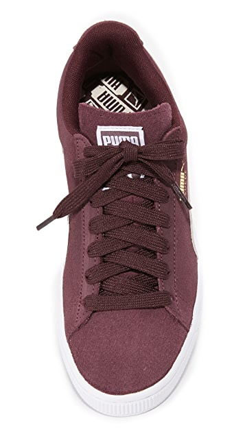 PUMA Classic Lace Up Sneakers