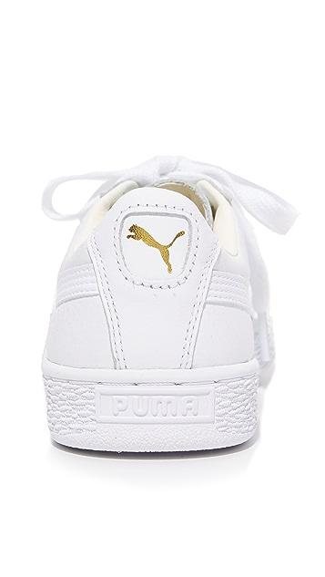 PUMA Basket Classic Low Top Sneakers