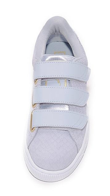 PUMA Basket Strap Sneakers