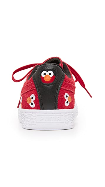 PUMA PUMA x SESAME STREET Suede Sneakers
