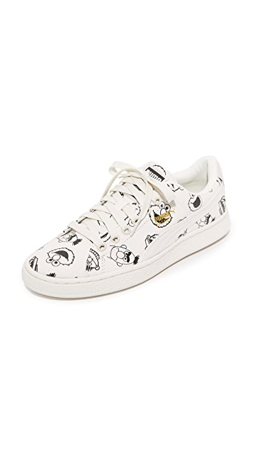 e00ef6740207 PUMA x SESAME STREET Basket Sneakers