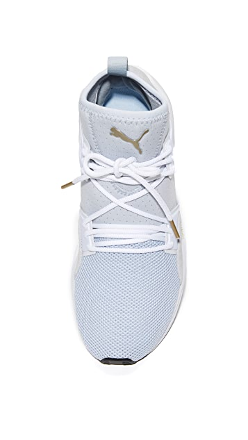 PUMA Bog Limitless Hi Denim Sneakers
