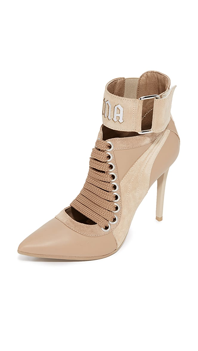 a5147e8f4d7 PUMA FENTY x PUMA Lace Up Heels