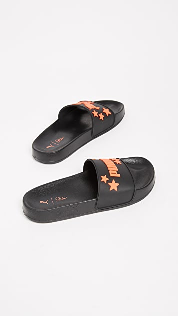 PUMA x SOPHIA WEBSTER Leadcat Slides