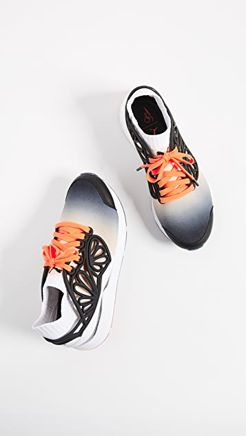 PUMA x SOPHIA WEBSTER Cage Fade Sneakers
