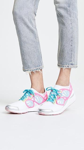 PUMA x SOPHIA WEBSTER Cage Sneakers