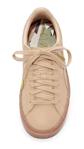 PUMA x NATUREL Platform Sneakers