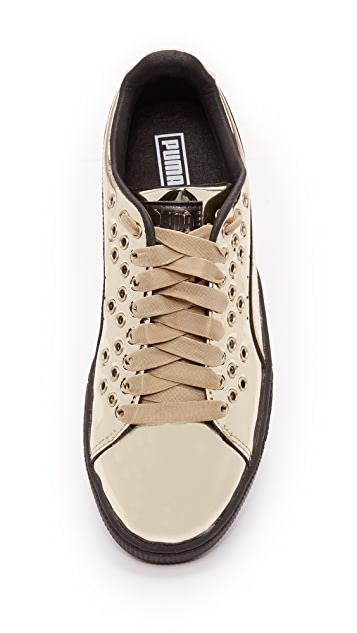 PUMA Basket XL Lace Select Sneakers