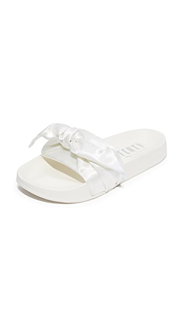 innovative design 9b195 41072 FENTY x PUMA Bow Slides