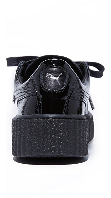 PUMA FENTY x PUMA Cracked Creeper Sneakers