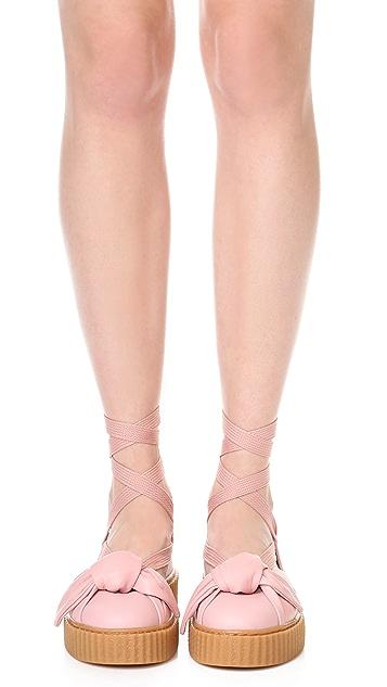 timeless design 50c52 52b97 FENTY x PUMA Bow Creeper Sandals