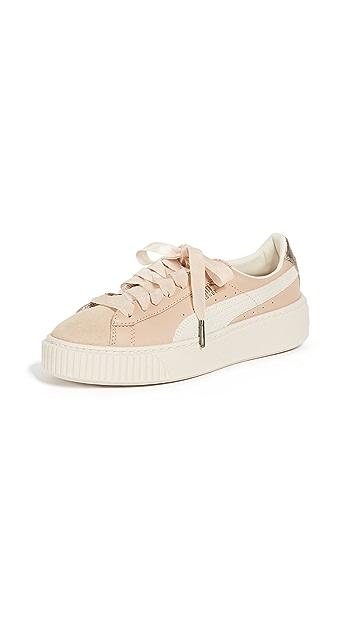 PUMA Platform Up Sneakers