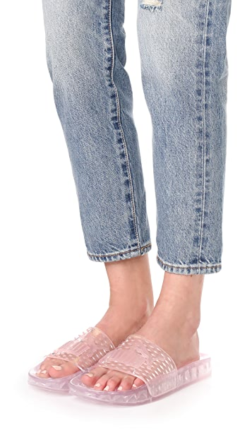 PUMA FENTY Puma x Rihanna Jelly Slides Sandals ($90