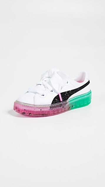 PUMA x SOPHIA WEBSTER Platform Candy Princess clearance get to buy J6yPZtAcHi