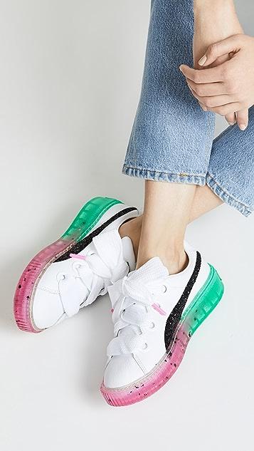 PUMAPUMA x Sophia Webster Platform Candy Princess Sneaker RE4d58Wc8j