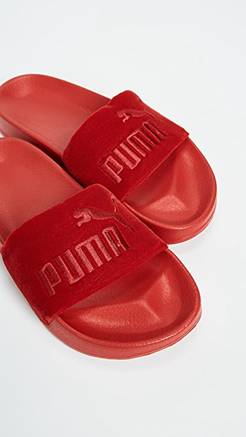 PUMA Leadcat Vel Slides
