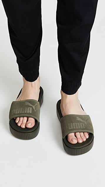 great deals on fashion big discount of 2019 100% top quality Bold ED Platform Slides