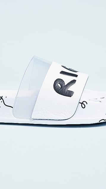 PUMA Leadcat SM Slides