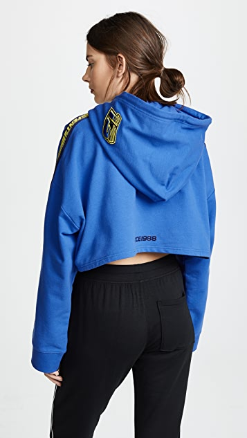 PUMA FENTY x PUMA Hooded Cropped Sweatshirt