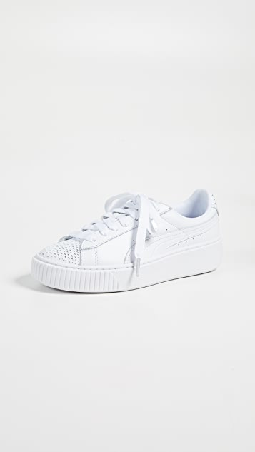free shipping 9b5be 2a07f Basket Platform Ocean Sneakers