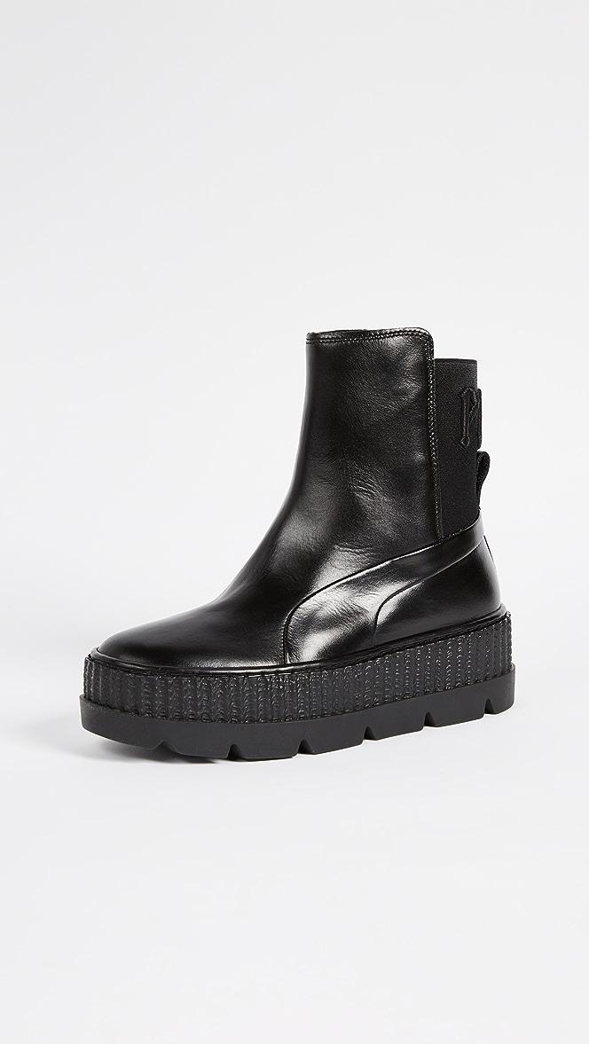 puma fenty by rihanna chelsea sneaker casual booties