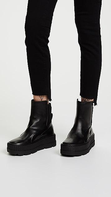 buy popular ca003 d47af FENTY x PUMA Chelsea Sneaker Boots