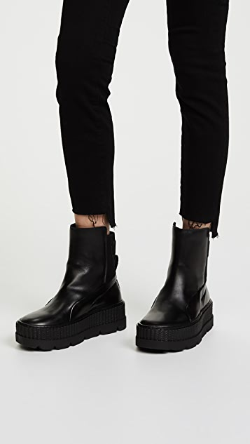 buy popular ac7fe 5c6f7 FENTY x PUMA Chelsea Sneaker Boots
