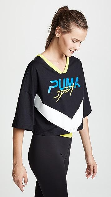 PUMA x XTREME 短款 T 恤