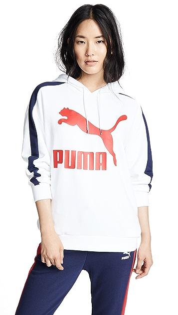 PUMA Classics Logo T7 Hoodie