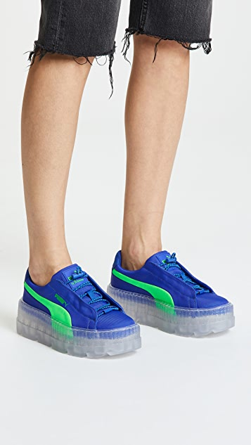 info for 44454 817b2 FENTY x PUMA Cleated Surf Creeper Sneakers