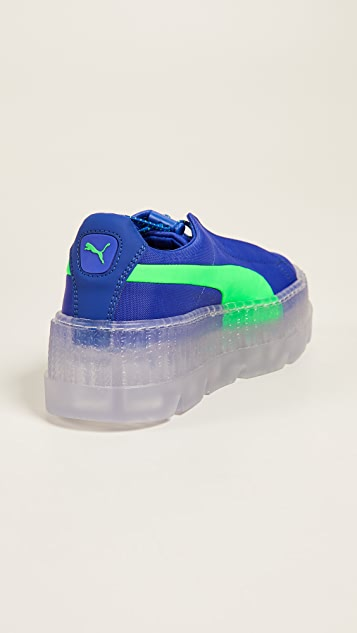 info for a7c91 7f32e FENTY x PUMA Cleated Surf Creeper Sneakers