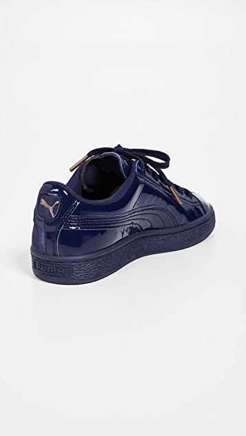 PUMA Basket Classic Lunar Glow Sneakers