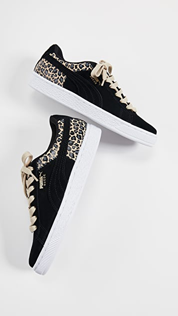 PUMA Suede Wild QTR Sneakers