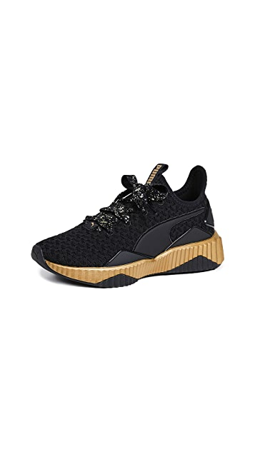 PUMA Defy Sparkle Sneakers