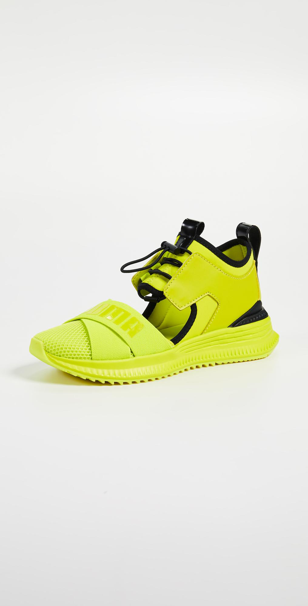 puma women's x fenty avid sneakers