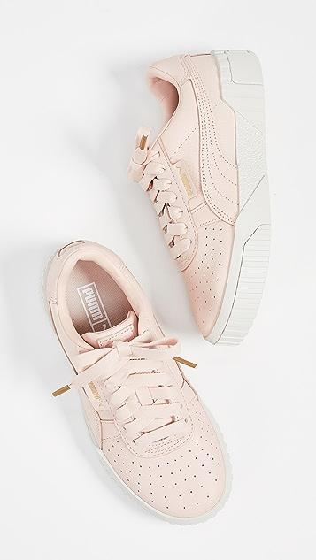 fa5c54d487d3 PUMA. Cali Emboss Sneakers