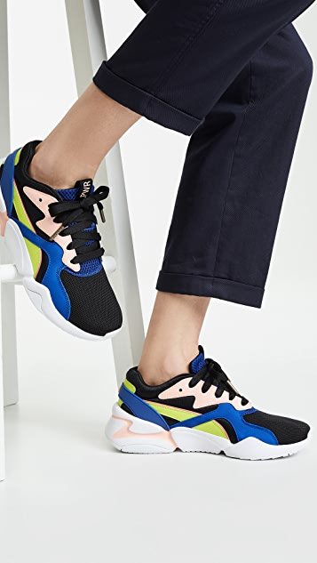 PUMA Nova Girl Power Sneakers