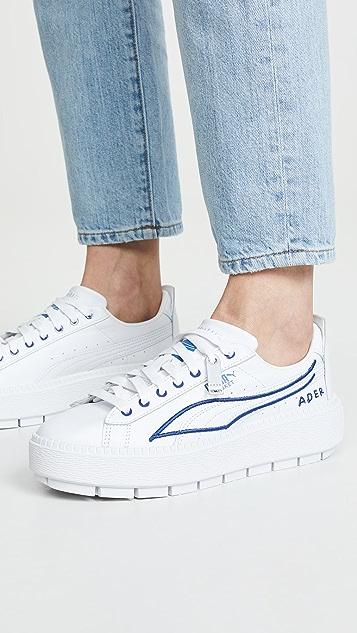 Platform Trace Ader Error Sneakers