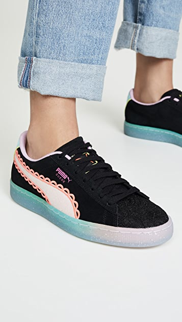 PUMA Suede Sophia Webster Sneakers
