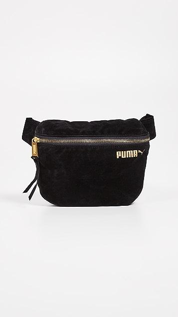 PUMA Velvet Hip Sack