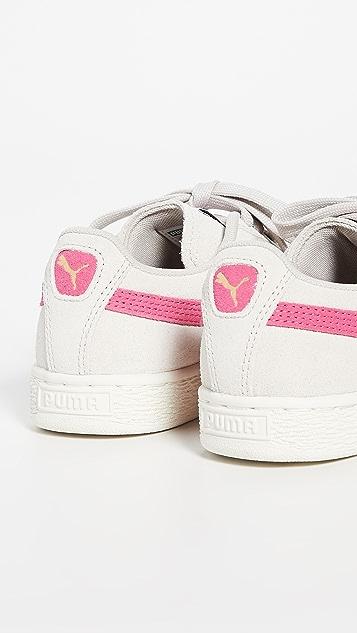 PUMA 绒面革经典运动鞋