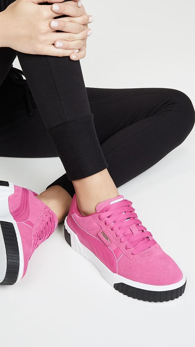 PUMA Cali Suede Sneakers | SHOPBOP