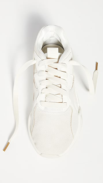 PUMA Nova Pastel Grunge Sneakers