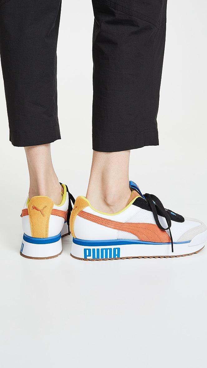PUMA Roma Amor Sport Sneakers | SHOPBOP