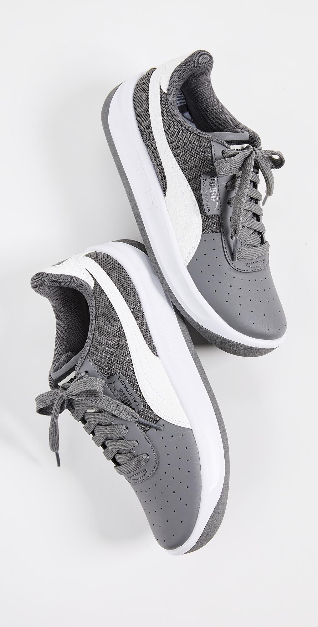 PUMA California Scratch Sneakers | SHOPBOP