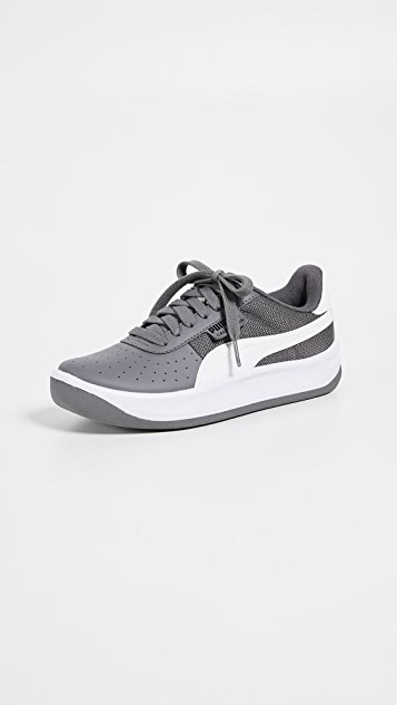 PUMA California Scratch Sneakers