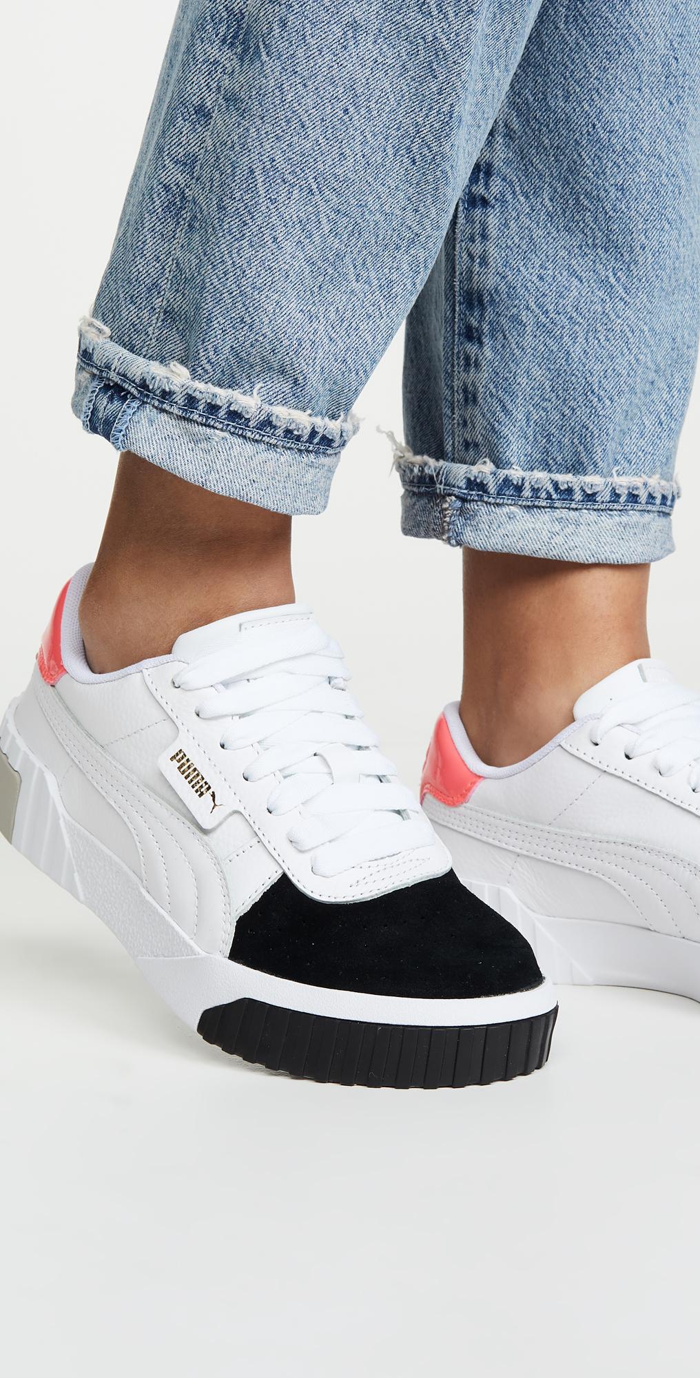 casual Más allá Trágico  PUMA Cali Remix Sneakers | SHOPBOP
