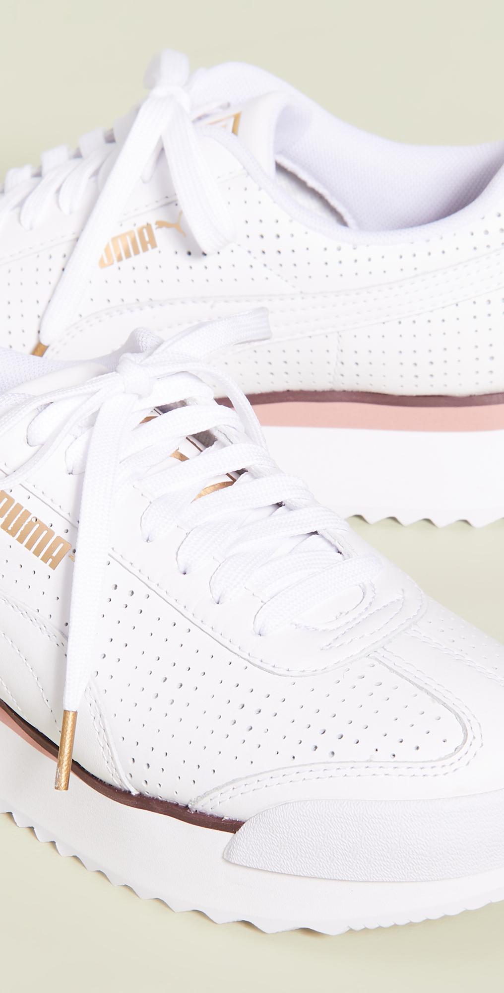 PUMA Roma Amor Perf Sneakers   SHOPBOP